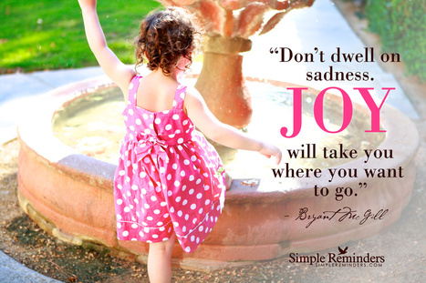 Joy Will Take You to Your Dreams | Living Business | Scoop.it