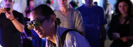 Des lunettes qui combinent le monde réel avec des projections holographiques interactives en 3D | Creative Explorations | Scoop.it