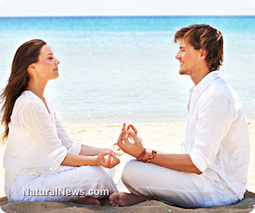 Yoga improves mood, reduces anxiety and depression | yoga as therapy | Scoop.it