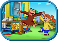 Curious George . Research | PBS Parents | News for North Country Cybrarians | Scoop.it