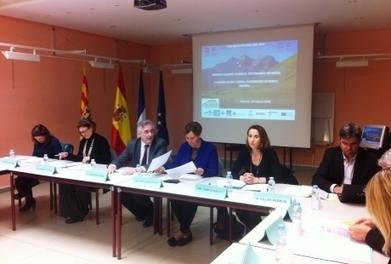 Traspaso de la presidencia del Comité Director Conjunto del bien UNESCO Pirineos - Monte Perdido a Francia - Aragón_hoy | cooperation España-France-Andorra | Scoop.it