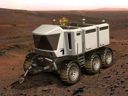 La NASA planche sur son véhicule martien | Mars et astronomie | Scoop.it