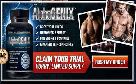 AlphaGenix Review- Guaranteed Result Otherwise Money Back | Best Male Enhancement Formula! | Scoop.it