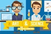 The Best Content Marketing Combines Both Art & Science [Infographic] | CRM - Salesforce.com PRIMER by Digital Viscosity | Scoop.it