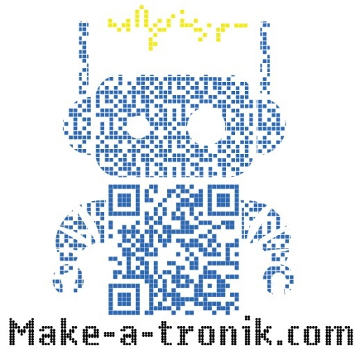 Make-a-tronik, wonderfull blog & community by Adrien MB (only in spanish) - #maker