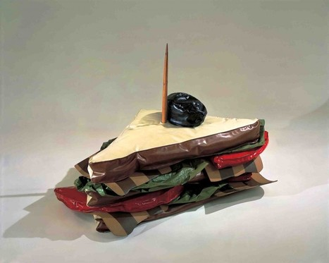 Good Enough to Eat: How Claes Oldenburg and Other ... - Artsnapper | Cris Val's Favorite Art Topics | Scoop.it