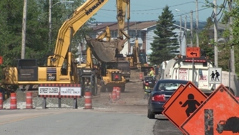 Paving costs jump after N.S. government gets out of paving business | Nova Scotia Business News | Scoop.it