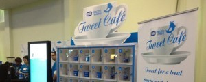 Twitter-powered cafe lets you tweet for a treat   Technology and Gadgets   Scoop.it