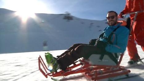 Le ski accessible à tous | Tourisme Pyrénées | Scoop.it