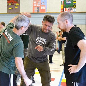 Vladimir Vasiliev: Formless Ferocity - Systema master - Blitz Martial Arts Magazine | systema | Scoop.it