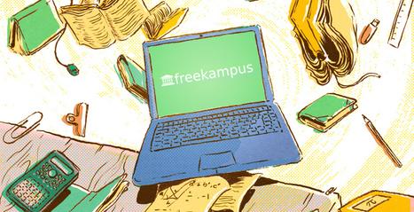 Freekampus, una plataforma de conocimiento libre para aprender todo | Maestr@s y redes de aprendizajes | Scoop.it