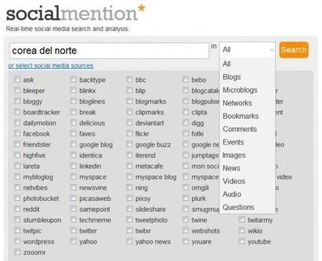 Socialmention – El poder de la búsqueda en tiempo real   Social Media e Innovación Tecnológica   Scoop.it