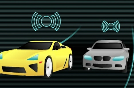 Meet the Connected Car of the Future [INFOGRAPHIC] | Real Estate Plus+ Daily News | Scoop.it