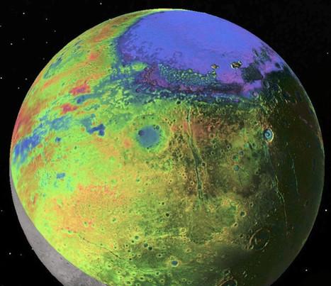 Ammonia in the possible underground ocean of Pluto | Astronomy | Scoop.it