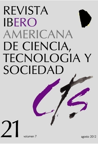Revista Iberoamericana de Ciencia, Tecnología y Sociedad - Volumen 6 - Número 18 | educacion-y-ntic | Scoop.it