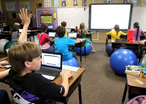 Three drivers of the digital classroom | 21st Century Concepts-Technology in the Classroom | Scoop.it