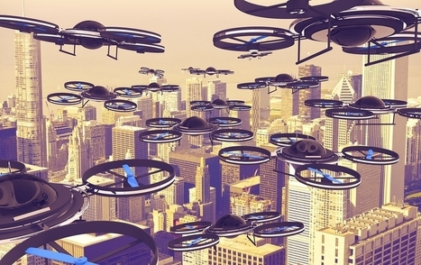 #Security: Using #Blockchain to Address #Drone #Cybersecurity | #Security #InfoSec #CyberSecurity #Sécurité #CyberSécurité #CyberDefence & #DevOps #DevSecOps | Scoop.it