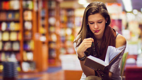 Pessoas que leem livros todos os dias vivem mais | | Litteris | Scoop.it