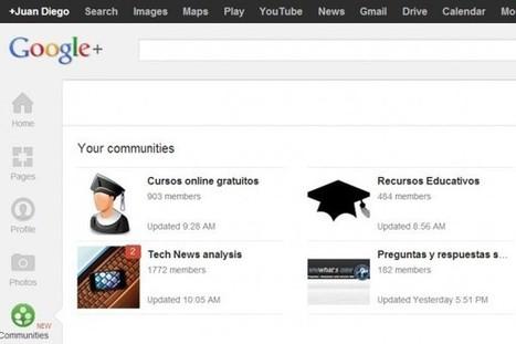 ¿Por qué las comunidades de Google Plus pueden dar un nuevo color a la web social?. Todo comenzó en Orkut… | Wepyirang | Scoop.it
