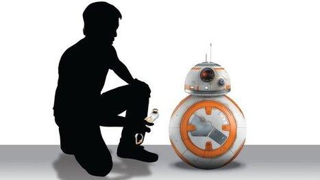 Un robot BB-8 taille réelle ou presque, qui répond à la voix | Une nouvelle civilisation de Robots | Scoop.it