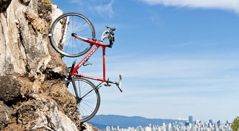Small clip aims to revolutionize the bike rack | Sport innovation | Scoop.it