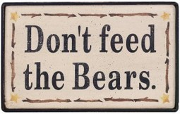 Don't Feed The Bears! | Dezz & Carol's Music | Scoop.it