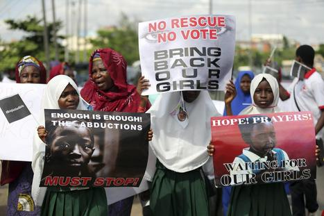 Boko Haram Could Make Good on Threat to 'Sell' Nigerian Girls - NBC News   Human Trafficking   Scoop.it