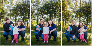 Great Ways to Click Interesting Family Portraits at Your Home | Studio Portrait Photography | Scoop.it