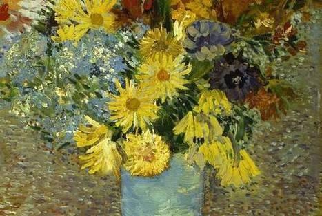 I fiori di Van Gogh ritrovano il giallo originario, grazie agli acceleratori europei Esrf e Desy | Polvere di Stelle | Scoop.it
