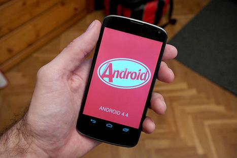 Google actualiza su Nexus 4 a Android 4.4 KitKat vía OTA | tecnología | Scoop.it