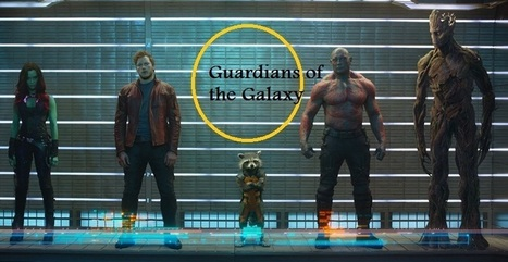 Don't Miss Guardians of the Galaxy | New Upcoming Movie - Tuners Blog | Tuners Blog | Scoop.it