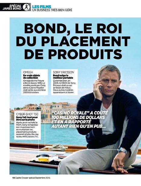La Saga James Bond : Objectif Fric | | Vivlajeunesse | Scoop.it