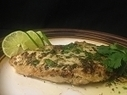 Grilled Cilantro Lime Chicken  (6oz protein plus sauce) | Paleo Diet Meals | Scoop.it