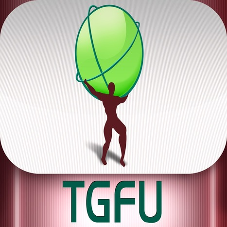 TGfU Games PE | Implementing Technology into Physical Education | Scoop.it