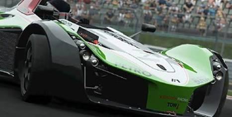 Project Cars : des images PS4 à tomber par terre ! | Jeux video addict | Scoop.it