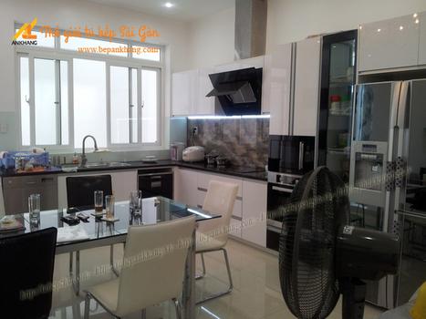 Tủ bếp đẹp nhà anh PHƯỢNG - Phú Mỹ Hưng Quận 7. | Tủ bếp, Bếp An Khang tạo dấu ấn cho ngôi nhà VIỆT 0839798355 | Scoop.it