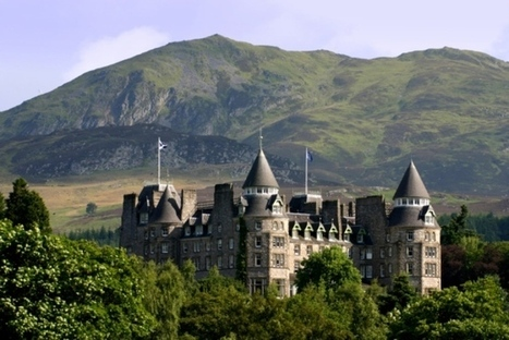 Perthshire hotel named on global 'must-stay' list - Scotsman | My Scotland | Scoop.it