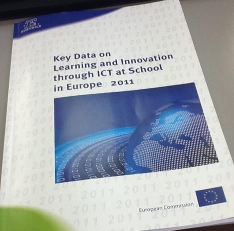 Datos clave sobre aprendizaje e innovación a través de las TIC en los centros escolares de Europa (2011) | Weblearner | Scoop.it