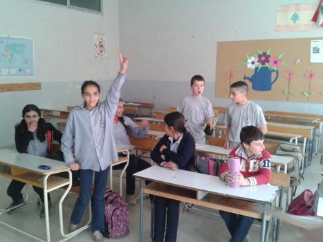 REPORTAGE : La scolarisation des enfants syriens réfugiés au Liban | 7 milliards de voisins | Scoop.it