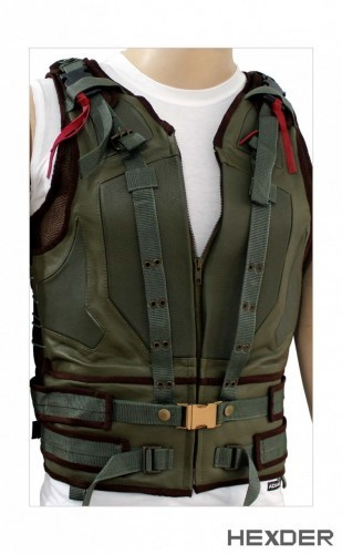 Bane Vest From The Dark Knight Rises - Free Shipping | Dark Knight Rises Bane Vest | Scoop.it