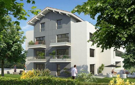 Immobilier neuf au Pays Basque ou le succès du haut de gamme | Immobilier au Pays Basque | Scoop.it
