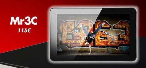Mr3C Tablette Android 4.0 à 115€ | Actualité des Tablettes Android™ | Scoop.it