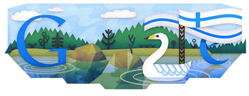 Google honours Finland's Independence Day | Finland | Scoop.it