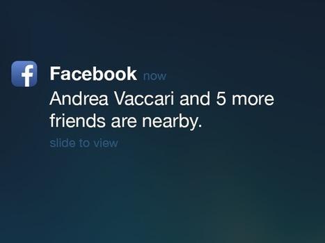 Facebook lança função que permite a localização de amigos nas proximidades - Facebook | Facebook | Scoop.it