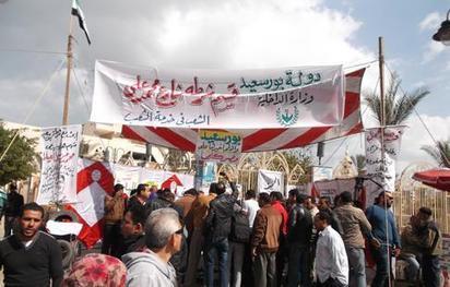 Désobéissance civile en Egypte: Unis contre un Etat qui ne les écoute pas | Égypt-actus | Scoop.it