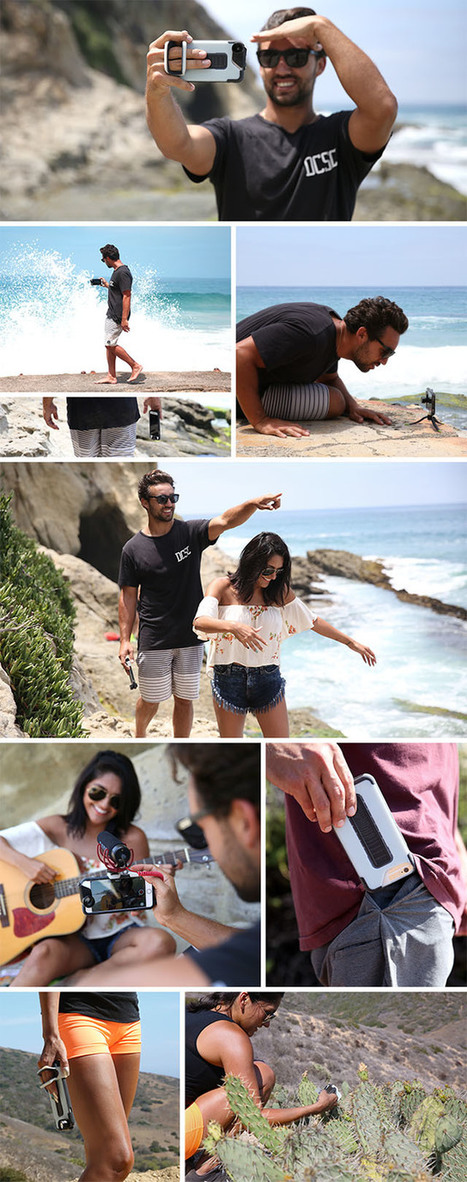 olloclip Studio: A Case System That Takes Your Phone Camera to the Next Level | Digital Photo | Scoop.it