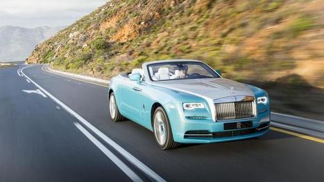 Rolls-Royce Dawn, la reine des cabriolets   Luxe & Luxury   Scoop.it