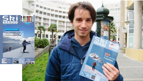 Interview: Sylvio Egea, rédacteur en chef de Ski Rando Magazine   ski de randonnée-alpinisme-escalade   Scoop.it