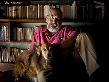 Leonardo Padura: 'Me quedé en Cuba para escribir' | Libro blanco | Lecturas | Scoop.it