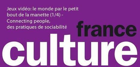 France Culture - les pratiques de sociabilité dans le jeu vidéo - Rom Game Retrogaming | Economie | Scoop.it